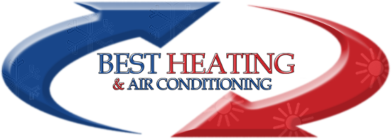 Logo, Best Heating & Air Conditioning, LLC.